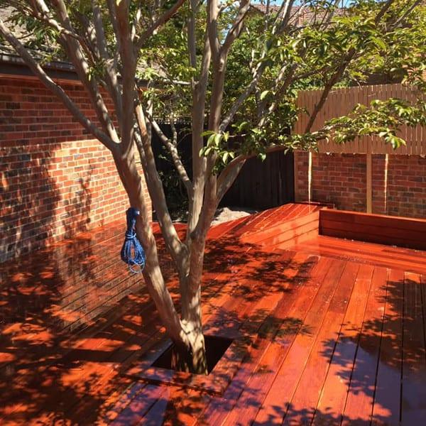 outdoor fireplace decks melbourne