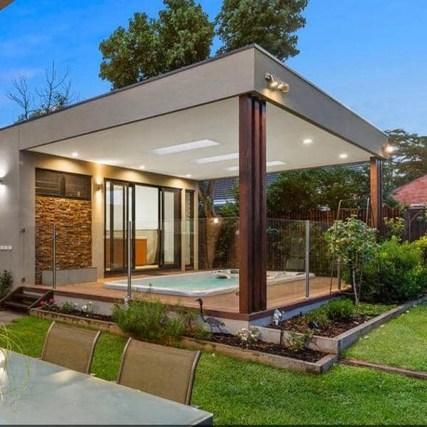 bungalow and deck melbourne